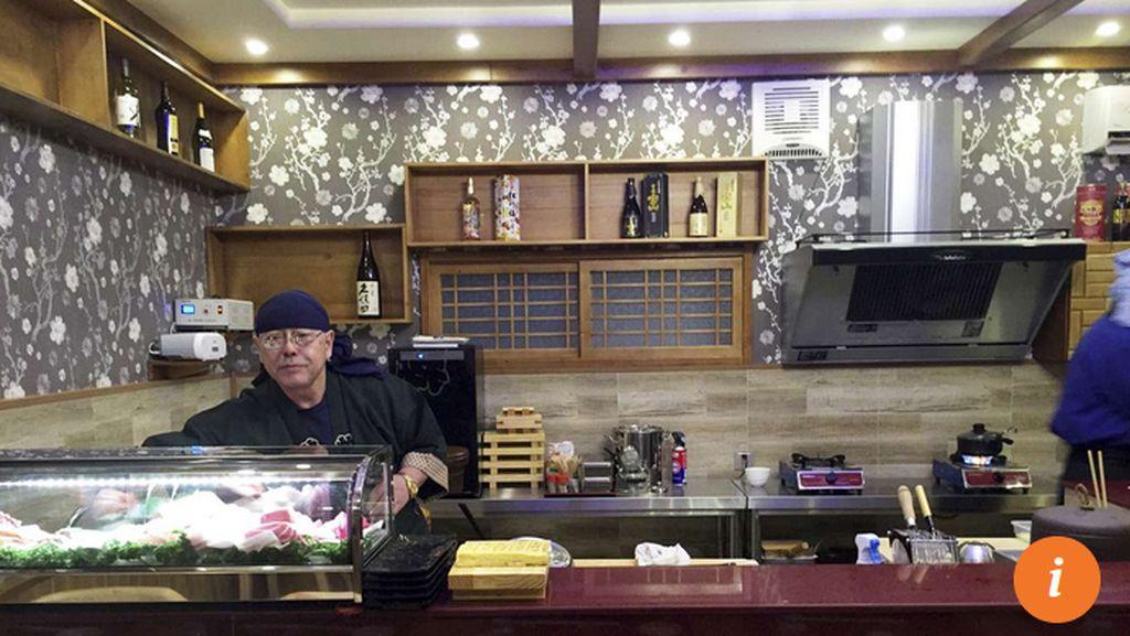 Mantan Chef Jepang Era Kim Jong Il Buka Restoran di Pyongyang