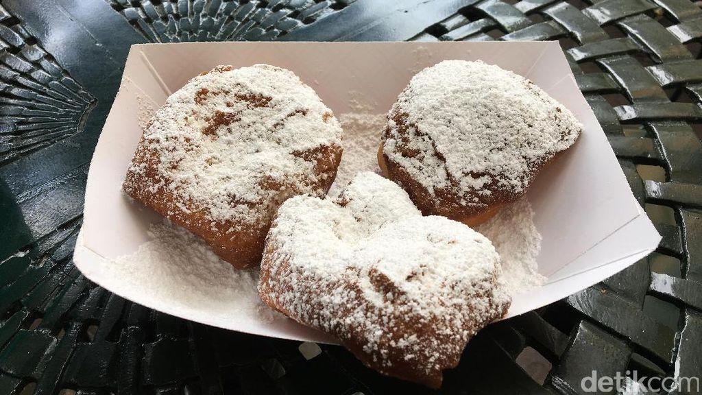 Bukan Odading, Ini Kuliner Beignet Khas New Orleans