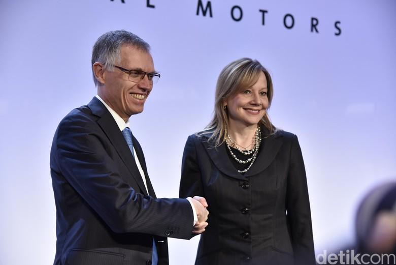 Lepas Opel, GM Pamit Mundur dari Pasar Eropa