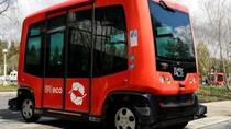 Bus yang Bisa Jalan Sendiri Mulai Berseliweran