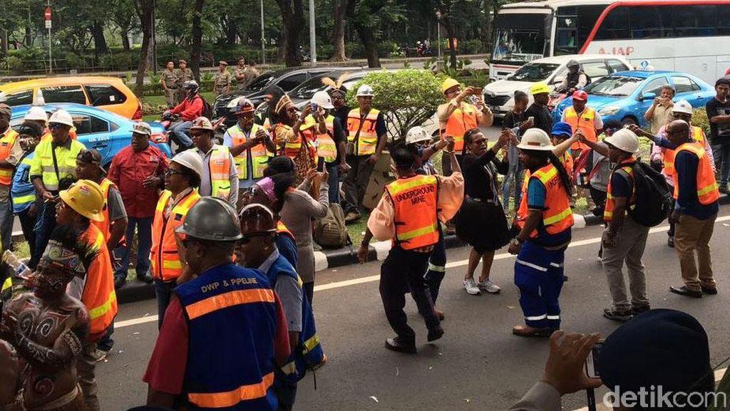 Freeport: Kami Tak Mendanai Karyawan dari Papua Demo ke Jakarta