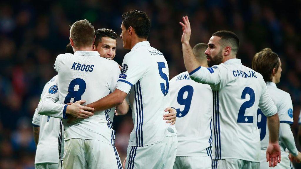 Madrid Lawan Bayern Akan Ditentukan Performa Pemain Kunci