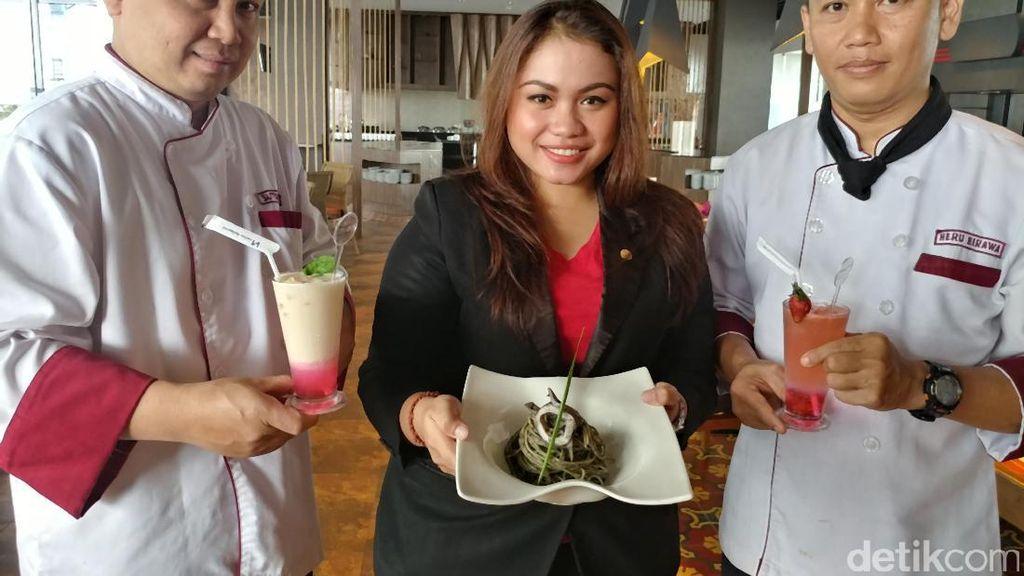 Spaghetti Blakutak, Sajian Italia dengan Sentuhan Cirebon