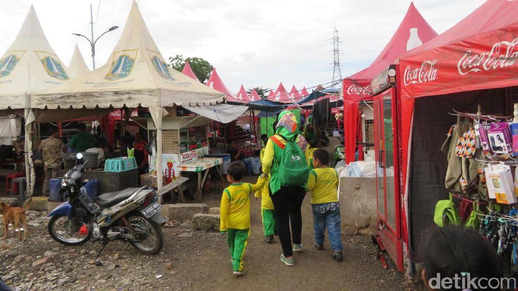 Diminta Pindah, PKL Jalan Cengkeh Kota Tua Minta Kejelasan Tempat