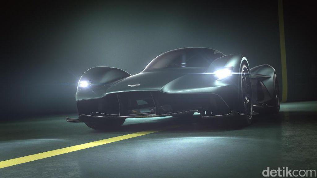 Valkyrie, Dewa Mobil Aston Martin