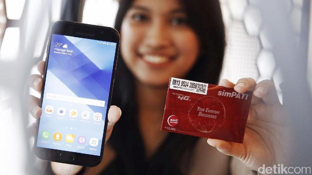 Bundling Telkomsel Samsung