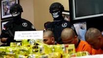 Kurun 2017, 13 Gembong Narkoba Ditembak Mati Saat Ditangkap