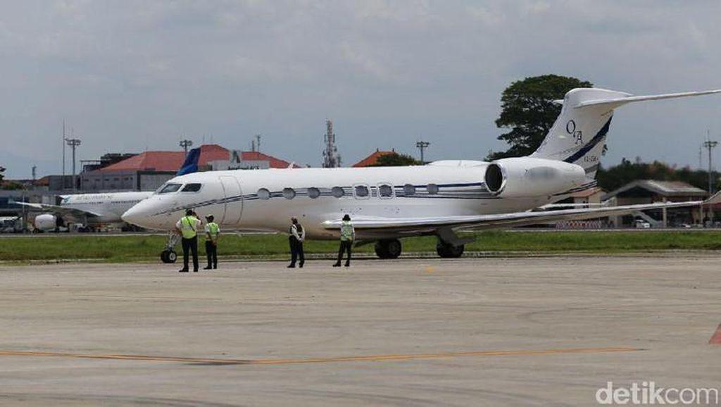 Ini Penampakan Pesawat Rp 800 M yang Dipakai Pangeran Mansour