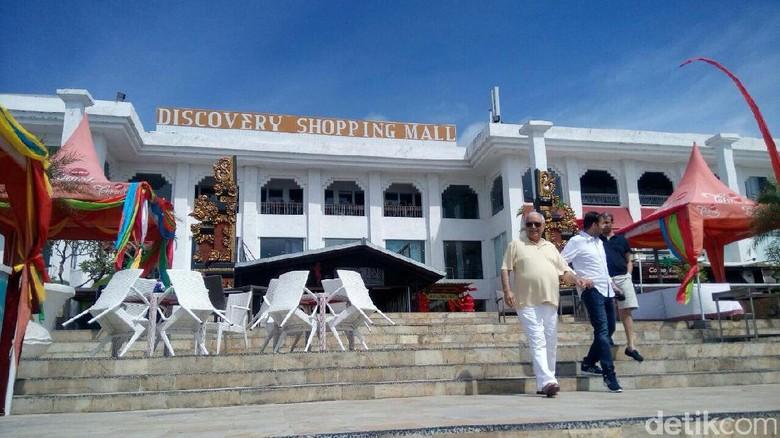 Rombongan Raja Salman saat di Bali (Ardan/detikTravel)