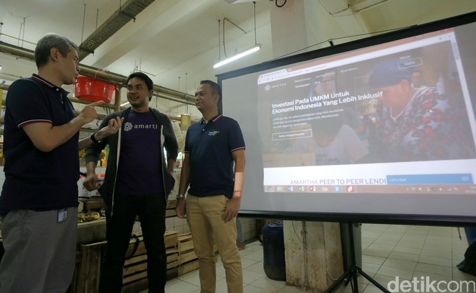 Mandiri Capital Biayai Startup Fintech Amartha