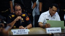Bea-Cukai dan BNN Tangkap Sindikat Narkoba Jaringan China di Medan