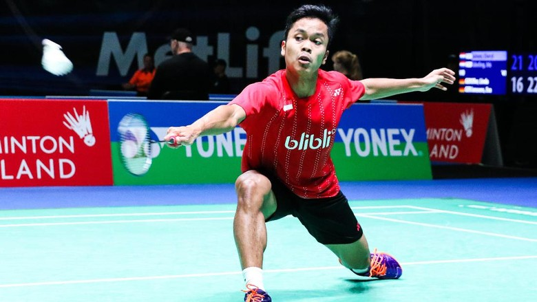Anthony Kalah, Indonesia Tanpa Wakil di Final