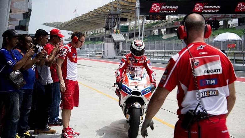 Lorenzo di Mata Mekanik Ducati