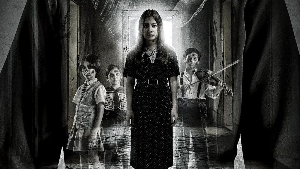 Permintaan Teman Astral Risa Saraswati di Premiere Danur