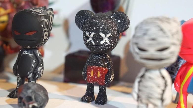 Urban Toy Stage 2017 Sukses Jadi Hajatan Art Toys Lokal