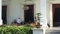 Ini Hasil Pertemuan Jokowi dengan Presiden Afrika Selatan