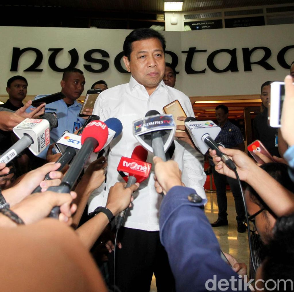 Ketua DPR: Kejadian Pramuka Makan di Tanah Jangan Terulang Lagi