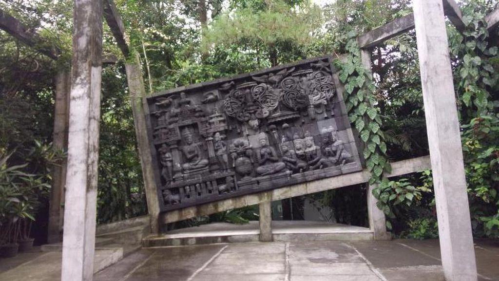 Potret Luhur Kebudayaan Jawa di Museum Ullen Sentalu