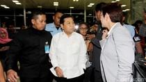 Elite Golkar Temui Novanto di DPR Bahas Pencekalan