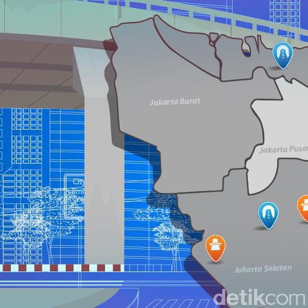 3 Underpass dan Flyover yang Dibangun DKI di 2017