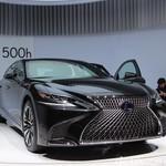 LS 500h, Mobil Tercanggih Lexus