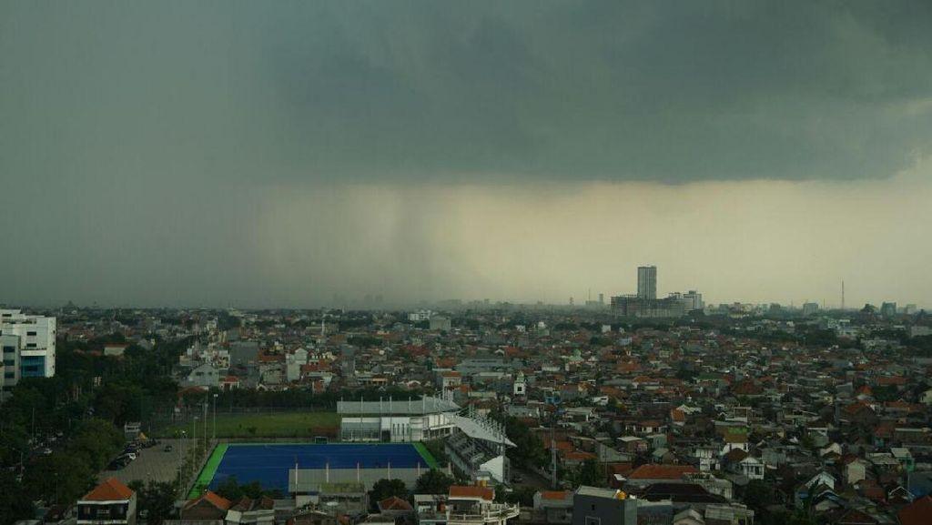 Indonesia Timur Diprediksi Dilanda Hujan Deras 3 Hari ke Depan