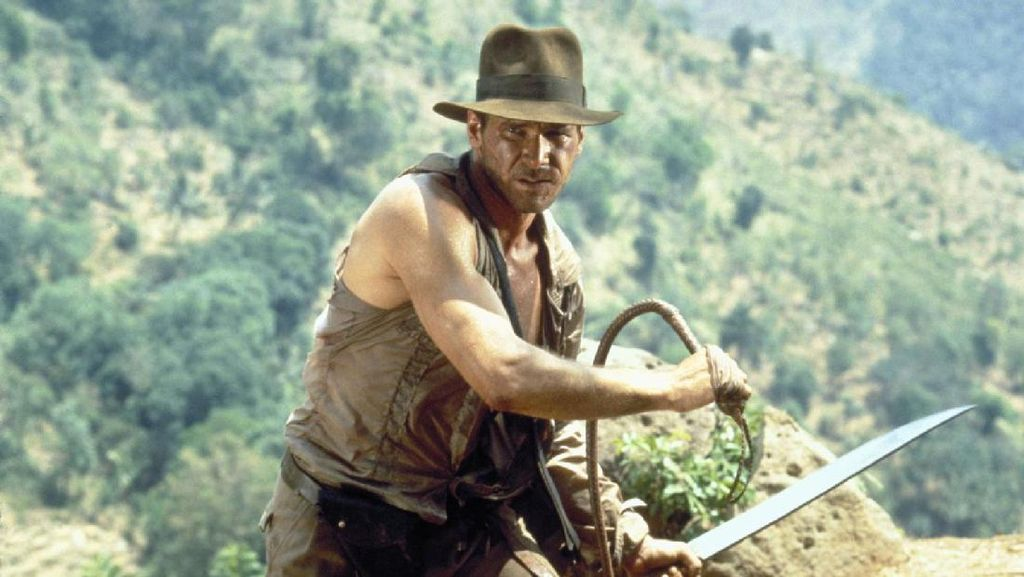 Jadwal Penayangan Indiana Jones 5 Ditunda