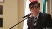 Temui Ikahi, Jokowi Minta Ketegangan KY dan Hakim Diakhiri