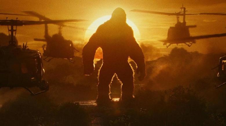 Ilustrasi wahana Kong: Skull Island di Universal Orlando AS (IMDB)