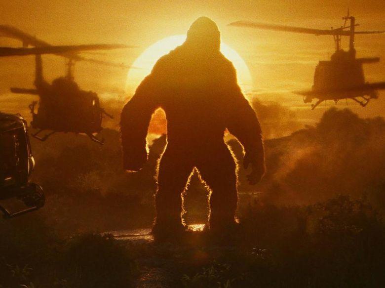 Kong dan Para Monster di Kong: Skull Island