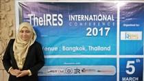 Keluar Zona Nyaman, Gadis Ponorogo Ini Sabet Award di Bangkok