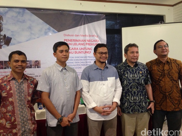 Suasana diskusi (Foto: detikINET/Agus Tri Haryanto)