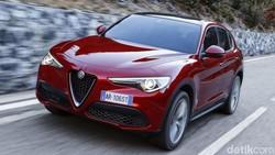 Ini Tampang SUV Alfa Romeo, SUV Perdana dalam 100 Tahun