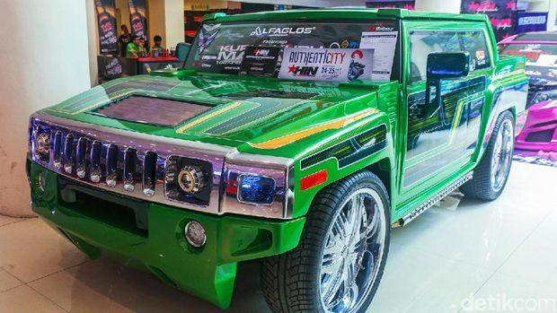 Kontes Modif Mobil Akbar Indonesia Siap Digelar di 20 Kota