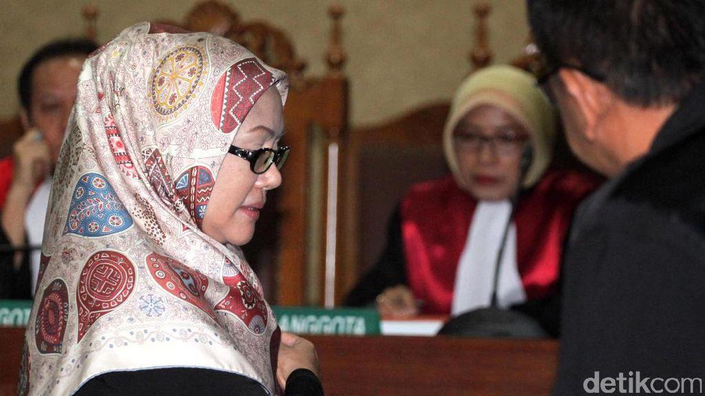 Dugaan Korupsi Ratu Atut, Listrik Ruang Sidang Sempat Mati