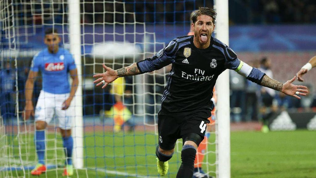 Madrid ke Perempatfinal Liga Champions