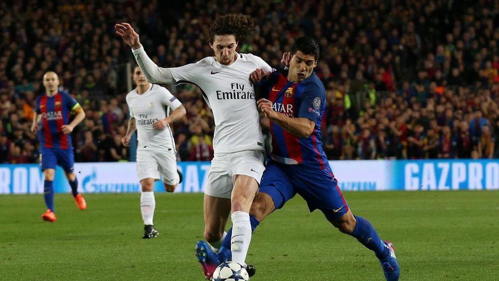 Barcelona Unggul 2-0 atas PSG