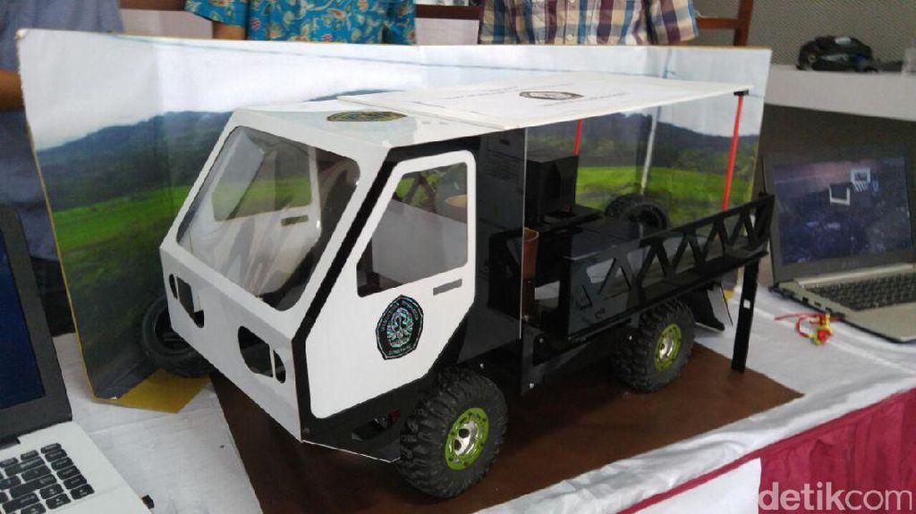 3 Desain Kendaraan Pedesaan Terbaik ala Mahasiswa