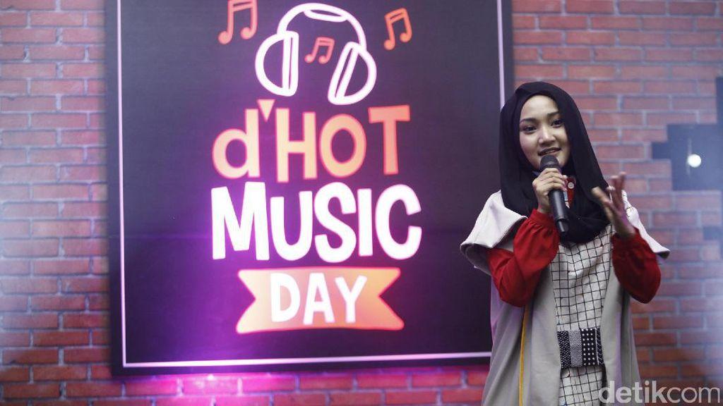 Sentuhan Modern Fatin Shidqia untuk Lagu Ketika Tangan dan Kaki Berkata