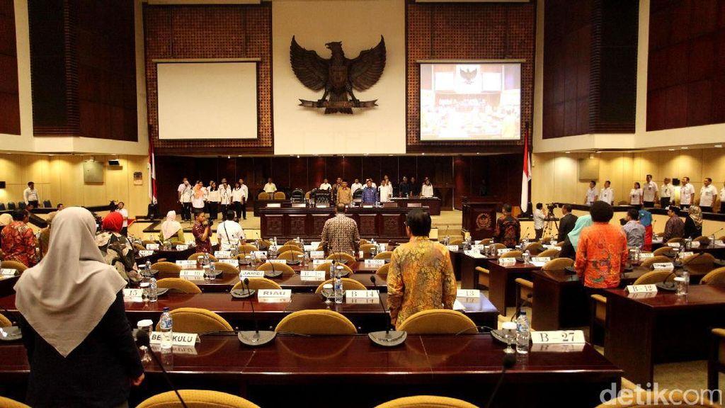 Senator Lampung Ragu MA Bakal Lantik Pimpinan DPD yang Baru