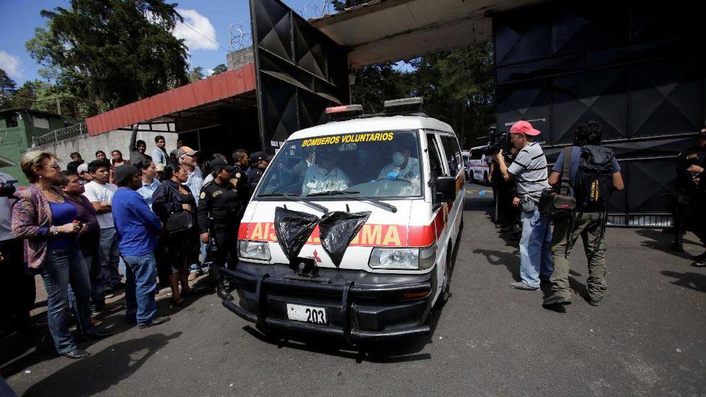 Rumah Penampungan di Guatemala Terbakar, ABG yang Tewas Bertambah