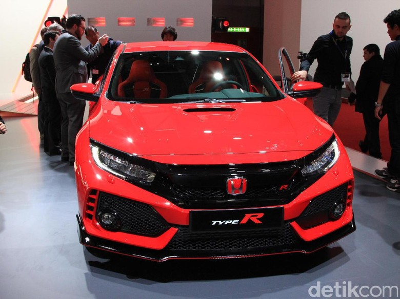 Demi Jaga Bobot, Honda Civic Type R Hanya Ada Transmisi Manual
