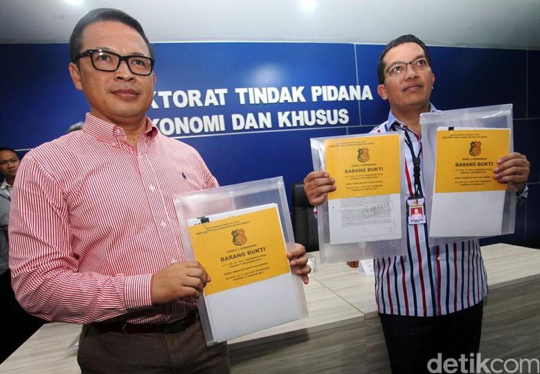 Seorang Pejabat Bank terkait Kasus Kredit Rp 836 M Diciduk Polisi