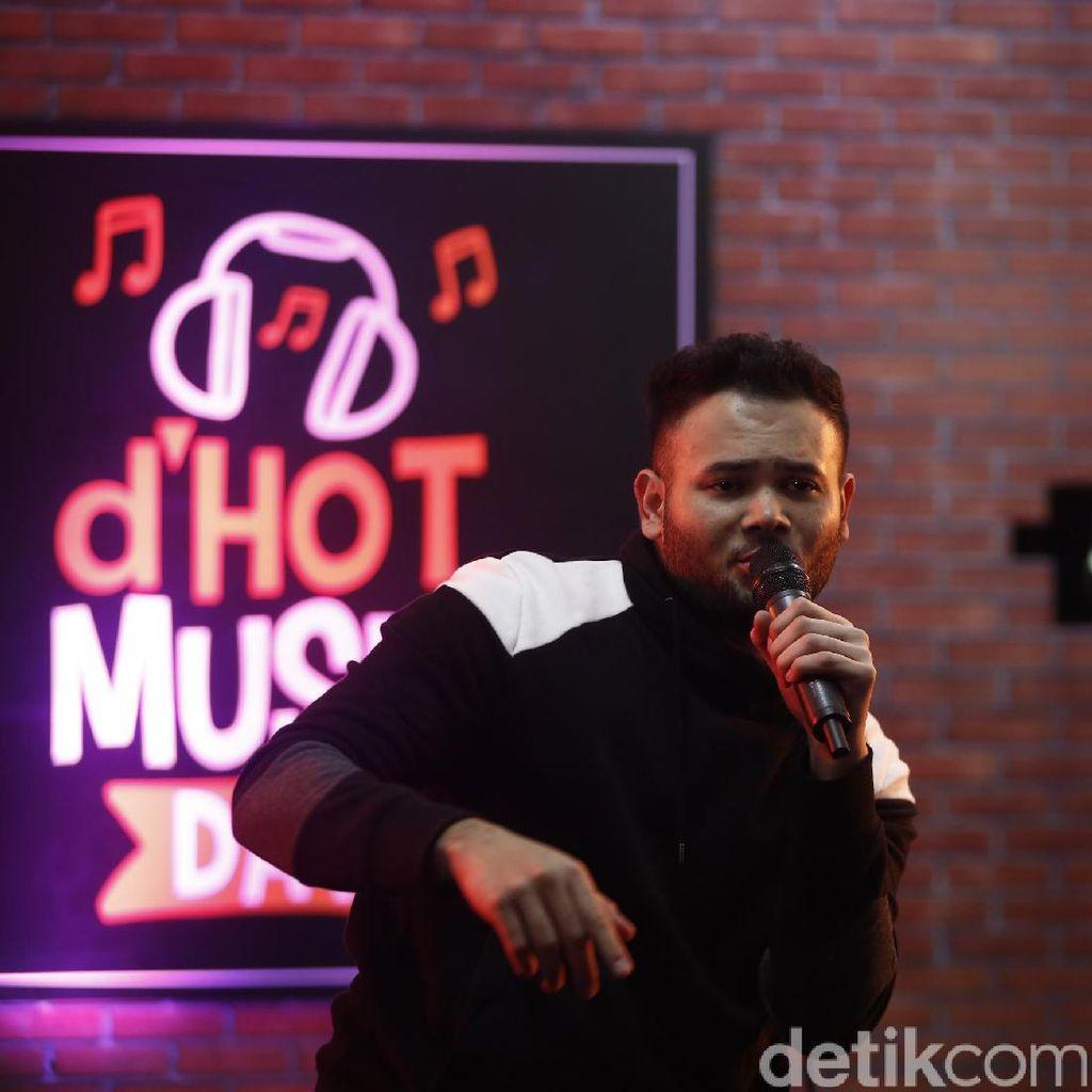 Ditangkap Polisi, Ridho Rhoma Batal Manggung di Hari Jadi Sukabumi