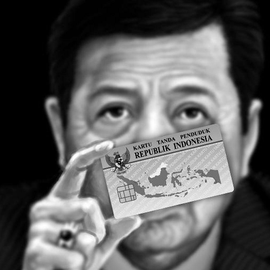 Peran Novanto di Dugaan Korupsi Proyek e-KTP