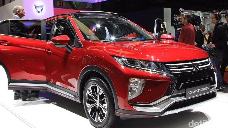 SUV Baru Mitsubishi, Eclipse Cross Dijual untuk Indonesia?
