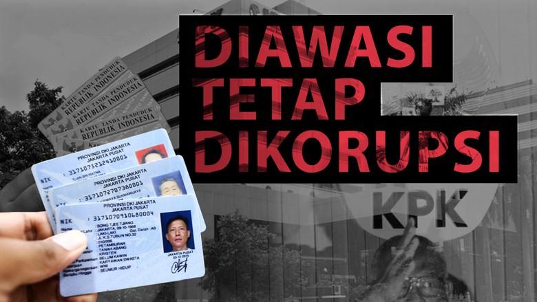 Daftar Panjang Penerima Uang Korupsi e-KTP hingga Jutaan USD