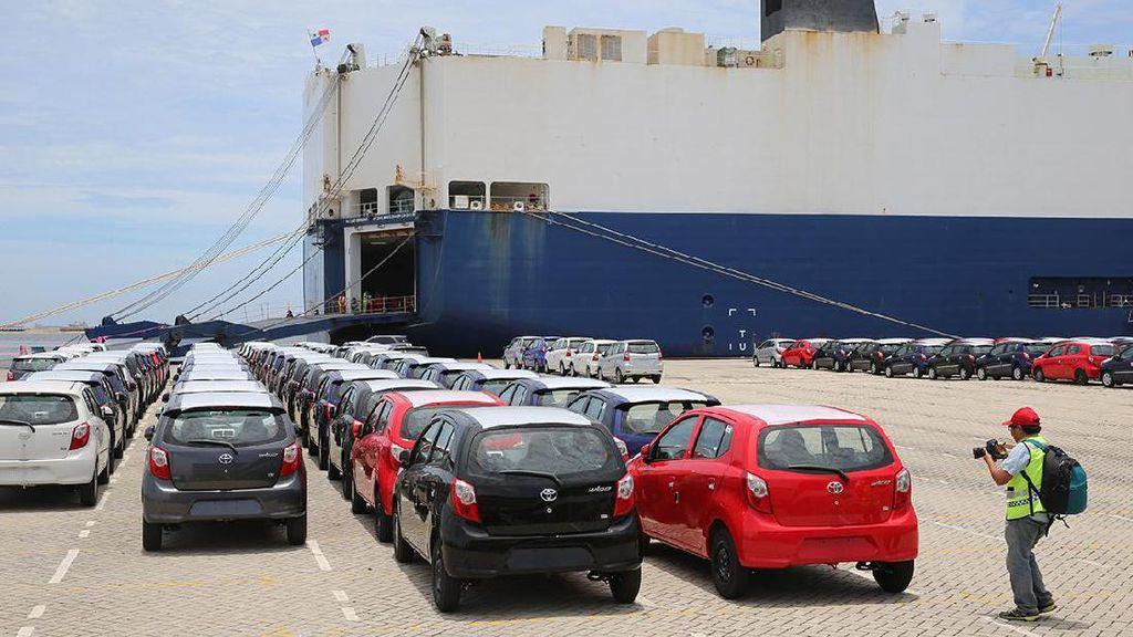 Diminta Ekspor Mobil ke Australia, Ini Kata Toyota