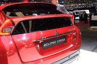 Mitsubishi Eclipse Cross Siap Meluncur Akhir Tahun Ini