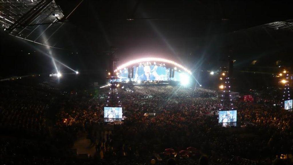 Liburan Sambil Nonton Konser Coldplay di Jerman